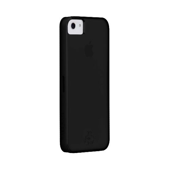Case Mate rPET Cases Black Apple iPhone 5