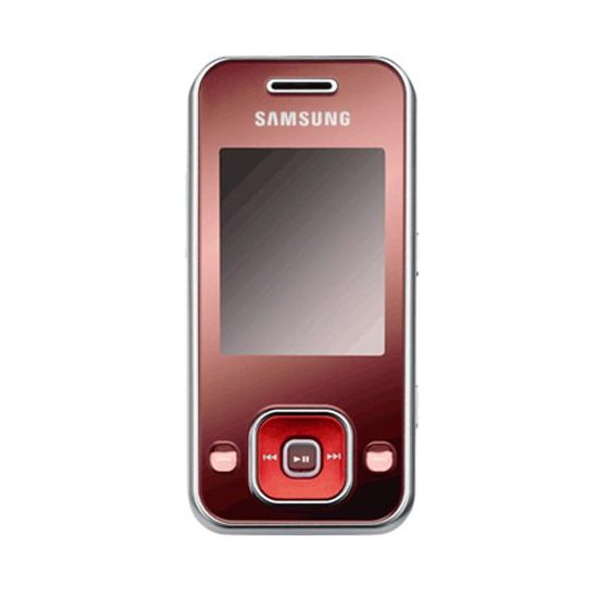 Samsung SGH-F250 Candy Red