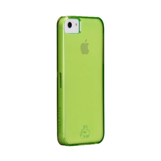 Case Mate rPET Cases Green Apple iPhone 5