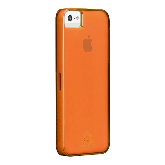 Case Mate rPET Cases Orange Apple iPhone 5