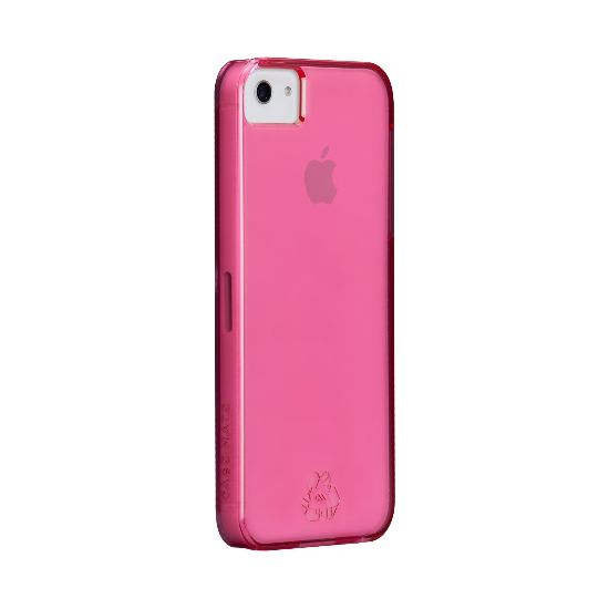 Case Mate rPET Cases Pink Apple iPhone 5