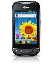 LG P690 Optimus NET - černá
