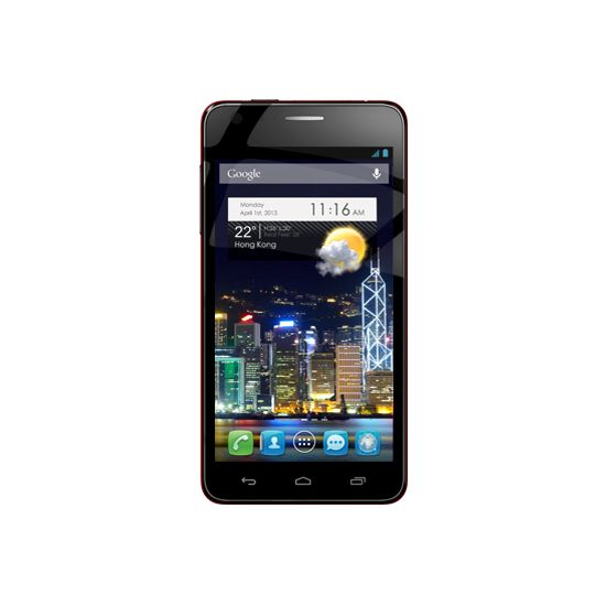 Alcatel One Touch 6033 Idol Ultra červená + Powerbanka 5600mAh