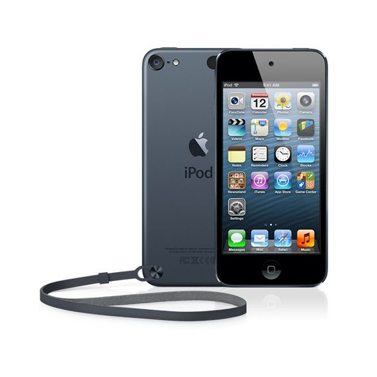 Apple iPod Touch 5th 64GB černá