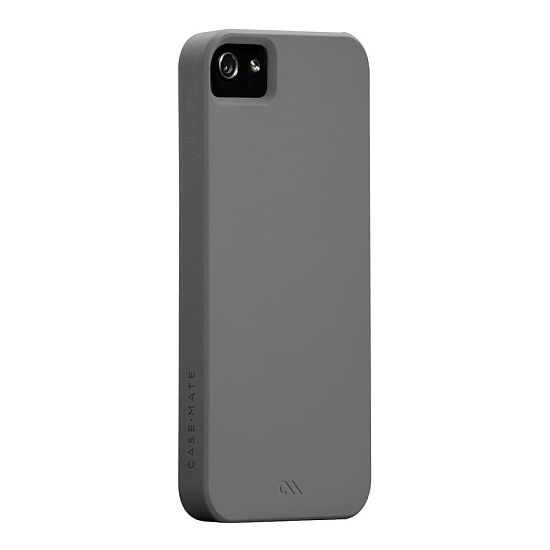 Case Mate Barely There case pro Apple iPhone 5 - šedá