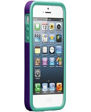 Case Mate Tough Protection Case pro Apple iPhone 5 Purple/Blue