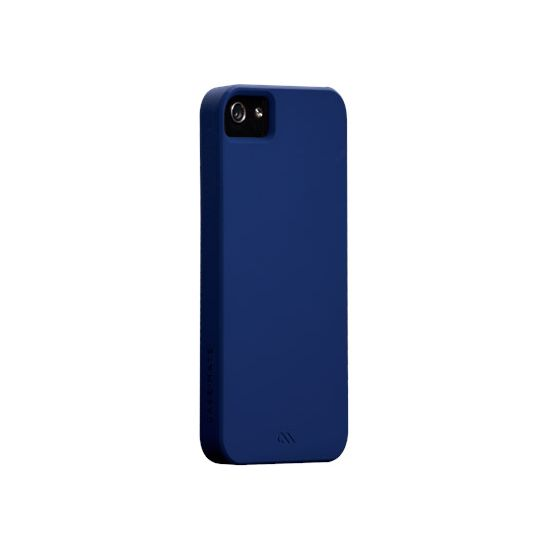 Case Mate Barely There case pro Apple iPhone 5 - modrá