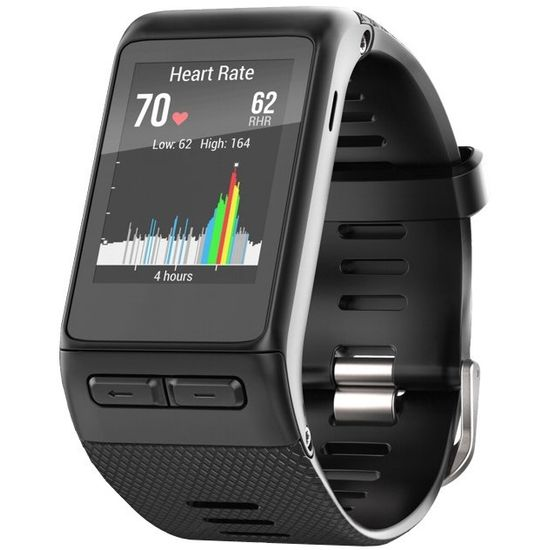 Garmin Vivoactive black optic (vel. L)