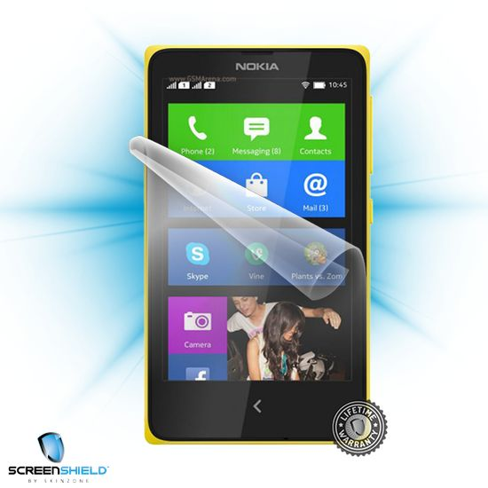 Fólie ScreenShield Nokia X RM-980 - displej