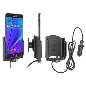 Brodit držák do auta na Samsung Galaxy Note 5 bez pouzdra, s nabíjením z cig. zapalovače/USB