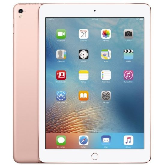 Apple iPad Pro 9.7 256GB Wi-Fi Cellular, růžový