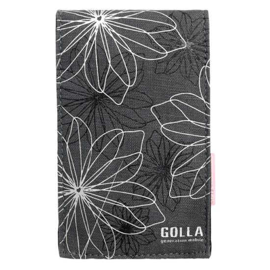 Golla Phone Wallet Bebe G937 Dark Gray Black