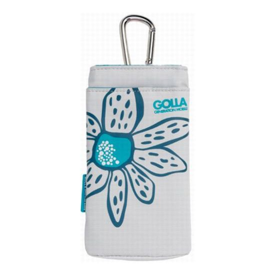 Golla Mobile Bag G1133 Kino L. Gray Deep Turquoise 2011