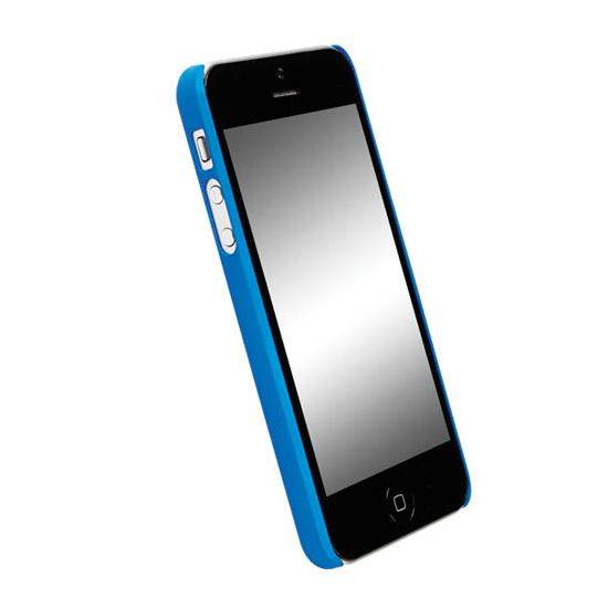 Krusell hard case - ColorCover - Apple iPhone 5  (modrá)