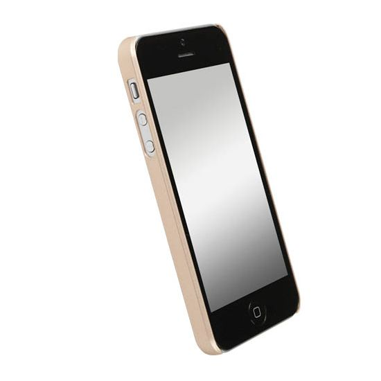 Krusell hard case - ColorCover - Apple iPhone 5  (champagne)