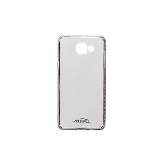 Kisswill TPU pouzdro pro Samsung A510 Galaxy A5 2016, černé