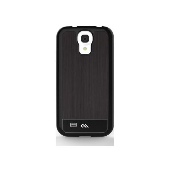 Case Mate Barely There Brushed Aluminium pro Samsung Galaxy S4 - černá