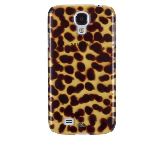 Case Mate Premium Barely There pro Samsung Galaxy S4 - Tortoiseshell