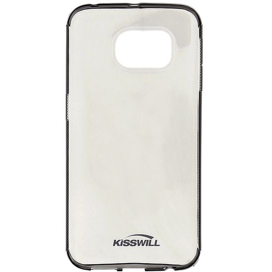 Kisswill TPU pouzdro pro Samsung G928 Galaxy S6 Edge+, čiré