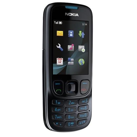 NOKIA 6303 Matt Black
