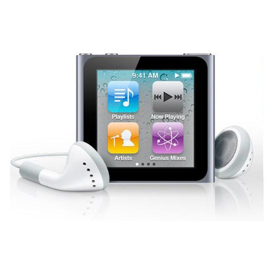 Apple iPod Nano 7th - 16GB (černá)