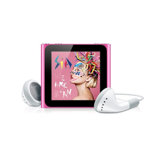 Apple iPod Nano 6th - 8GB (růžová/pink)