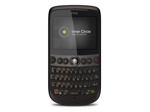 obsah balení HTC Snap + Krusell pouzdro Orbit flex