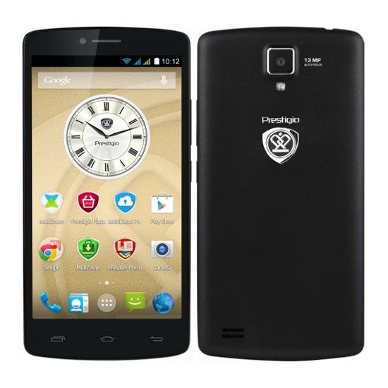Fólie ScreenShield pro Prestigio MultiPhone 5550 Duo - displej