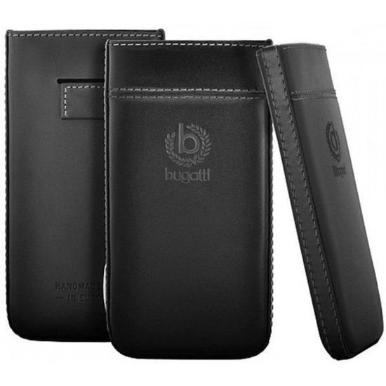 Bugatti Pure Premium leather case pro LG G3
