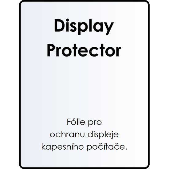 Display Protector folie na displej pro MDA, iPAQ 1910/1950/2210/4100/4150, FS Loox 410/420