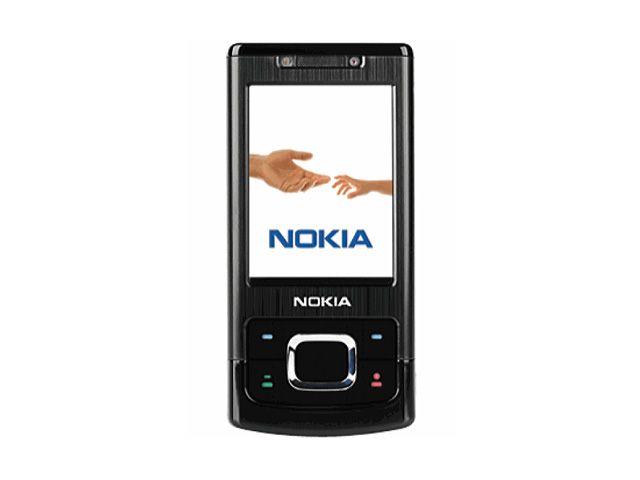 obsah balení NOKIA 6500 slide Black + pouzdro Krusell Dynamic