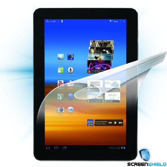 Fólie ScreenShield Samsung Galaxy Tab 8.9 - displej