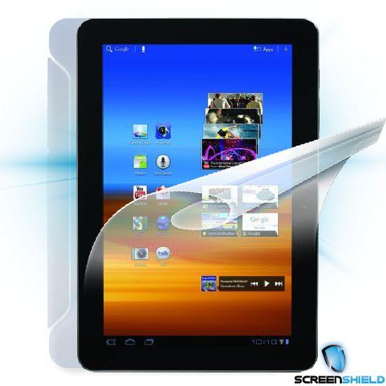 Fólie ScreenShield Samsung Galaxy Tab 8.9 - celé tělo