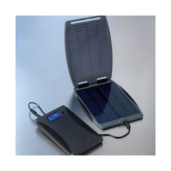 Powergorilla + Solargorilla - pro notebooky/netbooky/mt/PDA/GPS/MP3