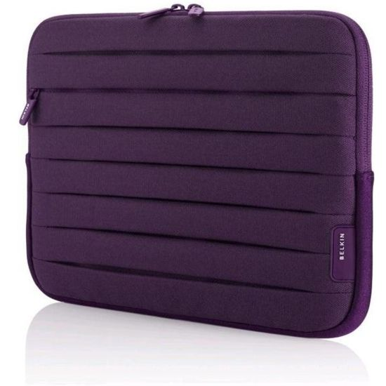 Belkin iPad Sleeve Pleated, fialová