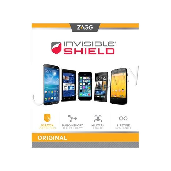 invisibleSHIELD HD Dry pro Samsung Galaxy S7 Edge - displej
