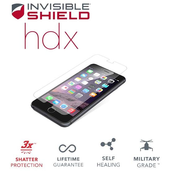 invisibleSHIELD HDX pro Apple iPhone 6 - display