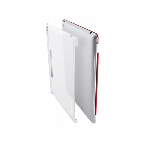 Belkin iPad2 Snap Shield Secure, průhledný