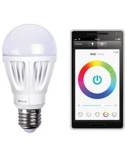 BeeWi chytrá žárovka Bluetooth Smart LED Color Bulb 9W E27, 2ks/pack