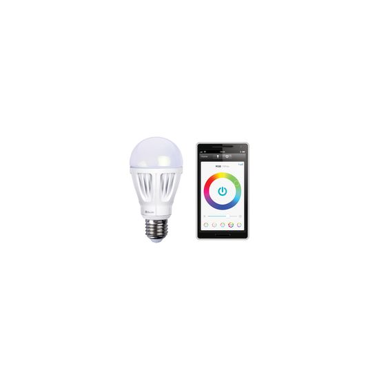 BeeWi chytrá žárovka Bluetooth Smart LED Color Bulb 5W E14