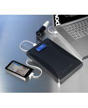 Powergorilla powerbanka 21000mAh s nabíječkou pro notebooky, telefony, MP3