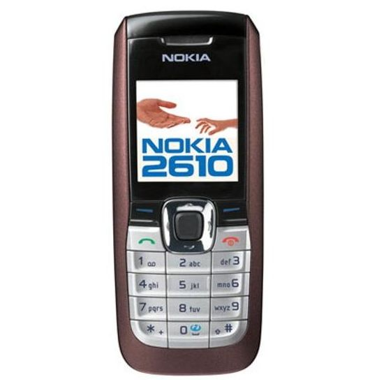 NOKIA 2610 Brown