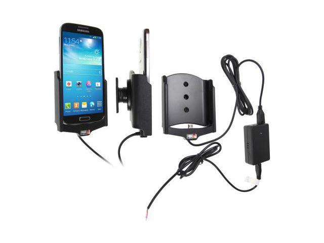 obsah balení Brodit držák do auta pro Samsung Galaxy S4 i9505 se skrytým nabíjením v palubní desce