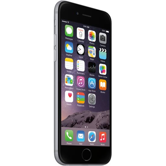 Apple iPhone 6 128GB, šedý