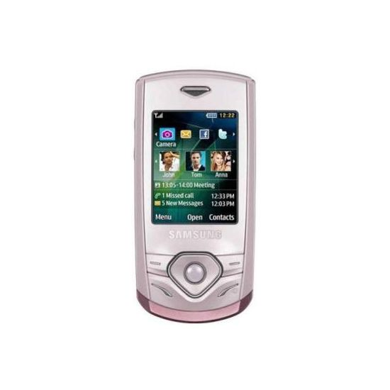 Samsung S3550 Shark Slider Sweet Pink