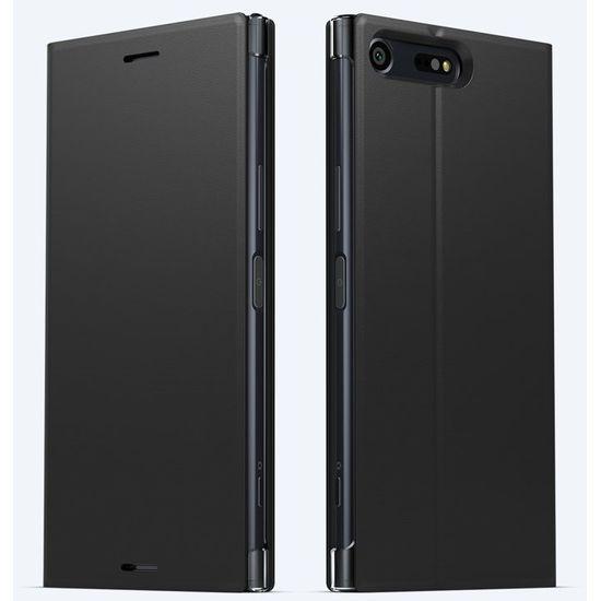 Sony flipové pouzdro SCSG10 na Xperia XZ Premium černé