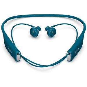 Sony Bluetooth stereo headset SBH70, modrý