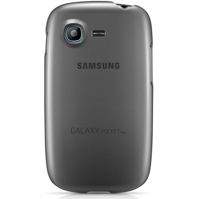 Samsung ochranné pouzdro protective cover EF-PS531BS pro Galaxy Pocket 2, stříbrné
