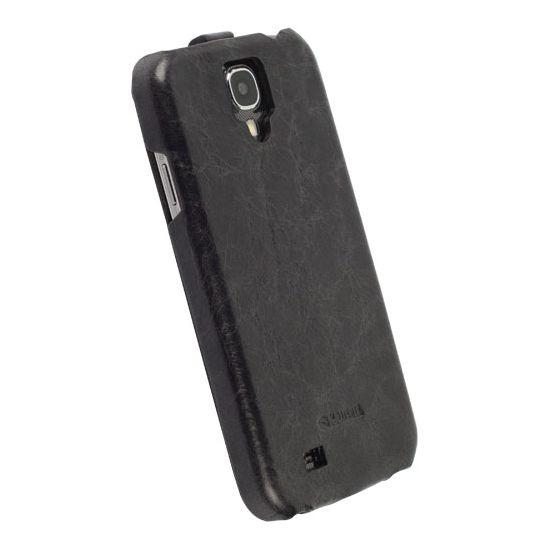 Krusell pouzdro SlimCover Tumba - Samsung Galaxy S 4 (černá)