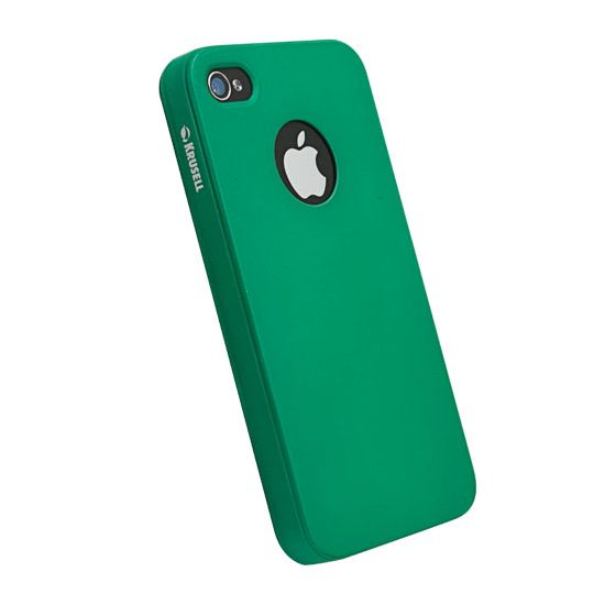 Krusell hard case - ColorCover - Apple iPhone 4/iPhone 4S (zelená)